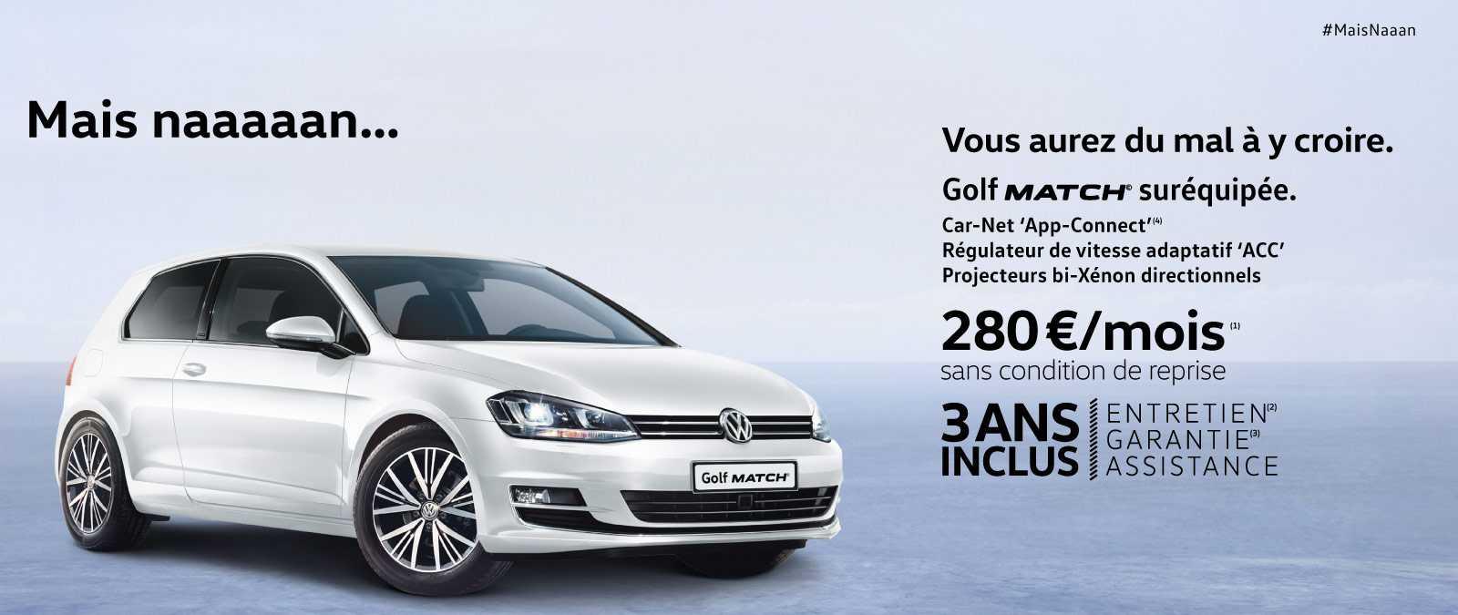 Golf match albatrauto yvetot garage volkswagen yvetot for Garage a yvetot